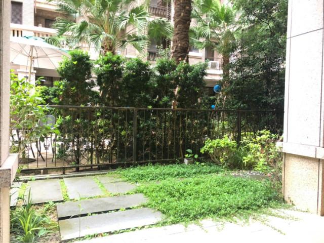 美麗莊園庭院一樓,新北市林口區南勢三街